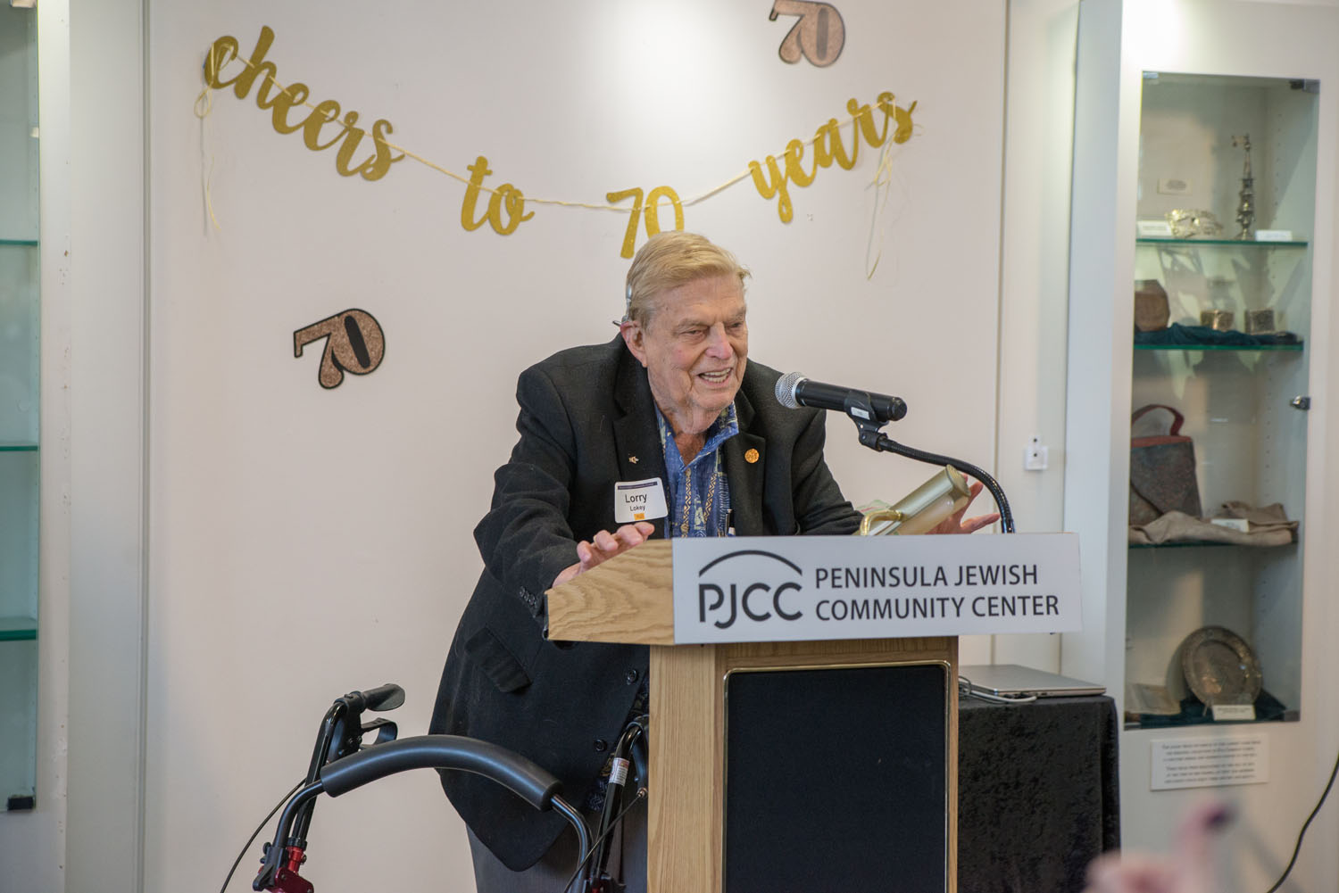 PJCC 70th Anniversary Celebration