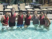 Meet Our Camp Keff Swim Instructors