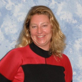 Laurie Gardner Instructor of the Month