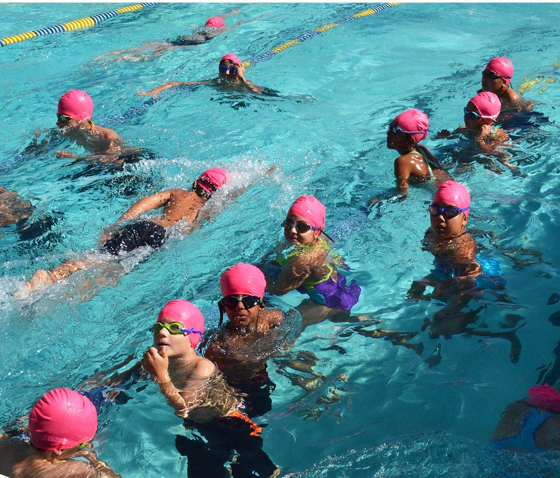 PJCC Aquatics October 2018 Newsletter