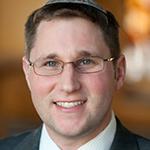 Rabbi Corey Helfand of Peninsula Sinai Congregation