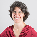 Rabbi Ilana Goldhaber-Gordon of Congregation Beth Jacob