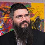 Rabbi Yossi Marcus of Chabad of the North Peninsula
