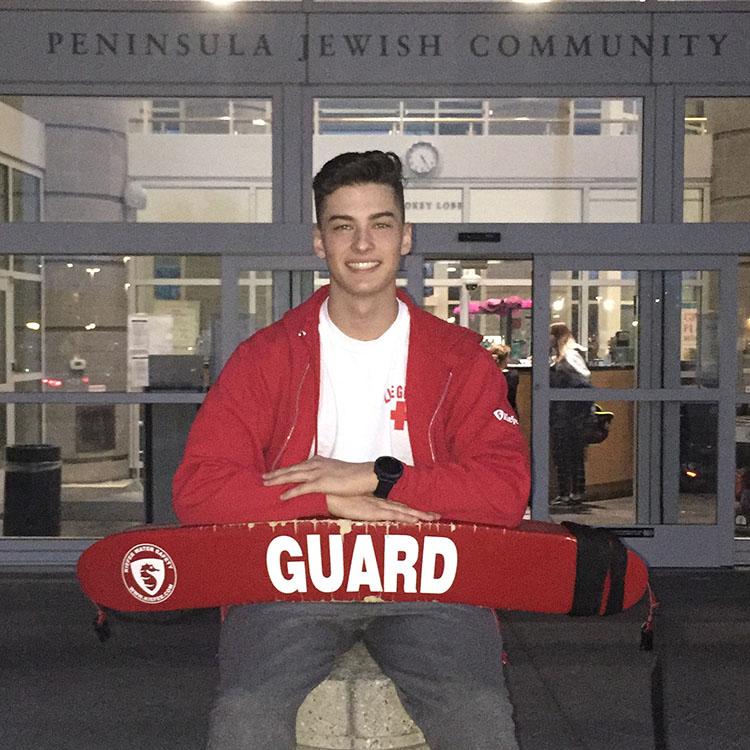 Joey Borges - PJCC Lifeguard