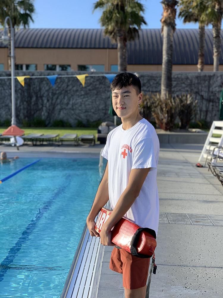 Jeffrey Dong - PJCC Lifeguard
