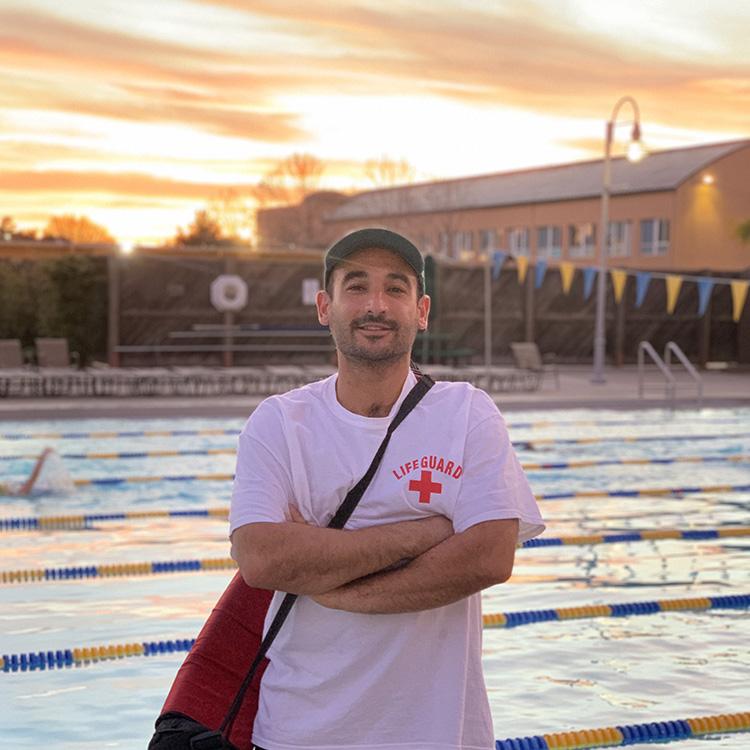 Faraz Davallou - PJCC Lifeguard