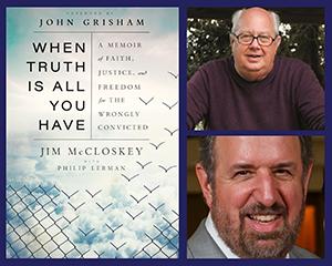 Jim McCloskey and Philip Lerman