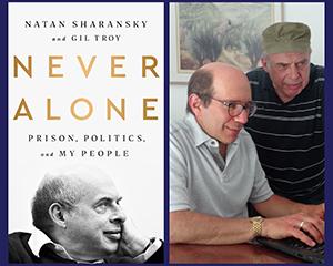 Natan Sharansky and Gil Troy